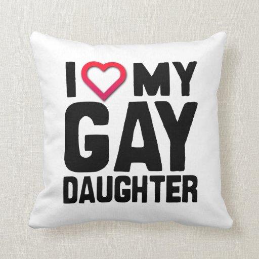 AMO A MI HIJA GAY - .PNG COJINES