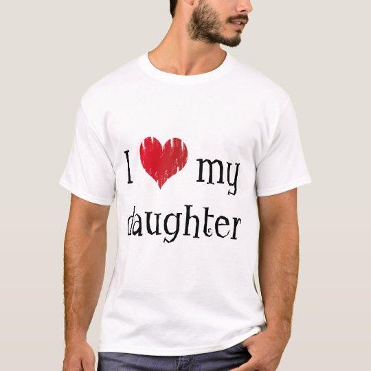 Amo a mi hija playera