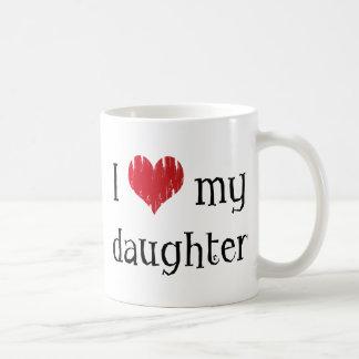 Amo a mi hija taza