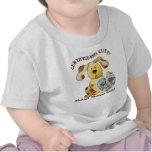 Amo a mi hijo, camiseta personalizada del bebé