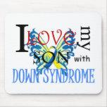 Amo a mi hijo con Síndrome de Down Alfombrilla De Raton