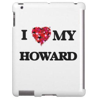 Amo a MI Howard Funda Para iPad