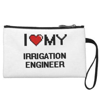 Amo a mi ingeniero de la irrigación