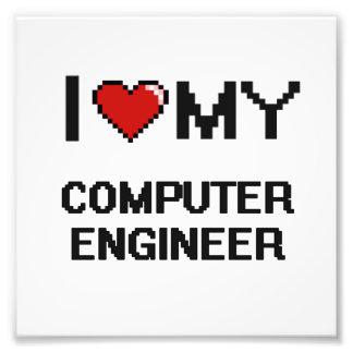 Amo a mi ingeniero informático fotografía