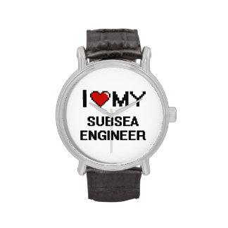 Amo a mi ingeniero submarino