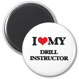 Amo a mi instructor de taladro iman