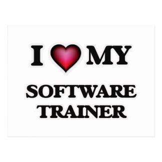 Amo a mi instructor del software postal
