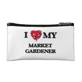 Amo a mi jardinero de mercado