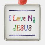 Amo a mi Jesús Adornos