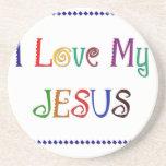 Amo a mi Jesús Posavaso Para Bebida