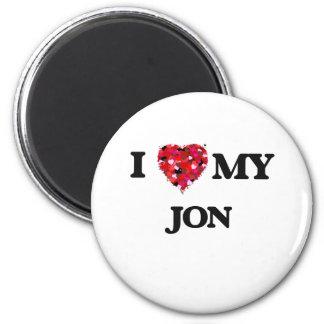 Amo a mi Jon Imán Redondo 5 Cm