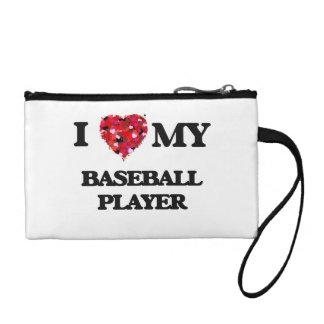 Amo a mi jugador de béisbol