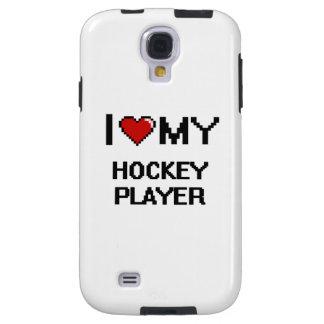 Amo a mi jugador de hockey