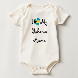 Amo a mi mamá de Bahama Body Para Bebé