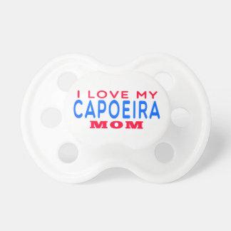 Amo a mi mamá de Capoeira Chupetes De Bebe