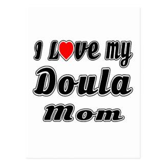 Amo a mi mamá de Doula Postal