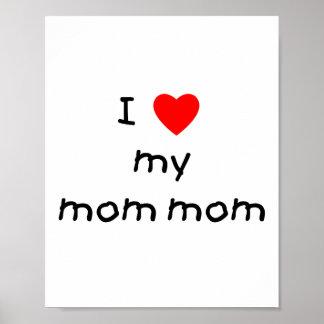 Amo a mi mamá de la mamá poster
