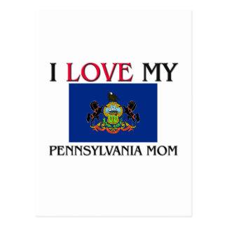Amo a mi mamá de Pennsylvania Postal