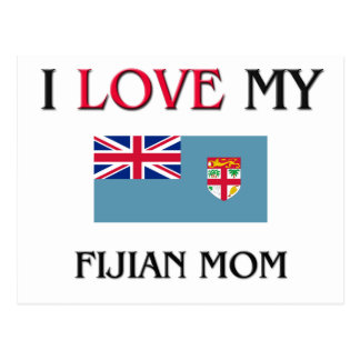 Amo a mi mamá del Fijian Postal
