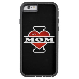 Amo a mi mamá funda de iPhone 6 tough xtreme