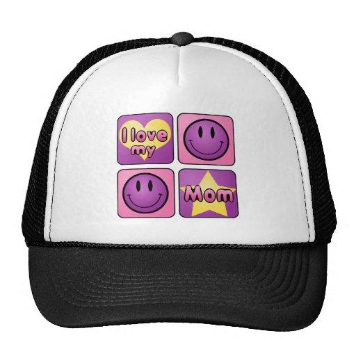 Amo a mi mamá gorra