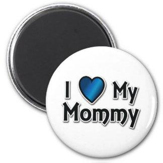 Amo a mi mamá imán redondo 5 cm