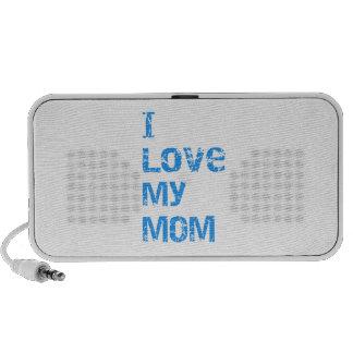 Amo a mi mamá iPhone altavoz