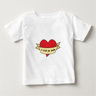 Amo a mi mamá tshirt