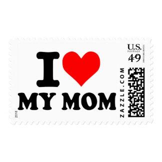Amo a mi mamá sello