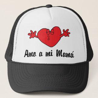 Amo a mi Mama Trucker Hat