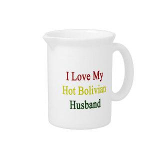 Amo a mi marido boliviano caliente jarras