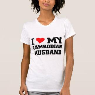 Amo a mi marido camboyano poleras