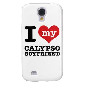 Amo a mi marido del Calypso Funda Para Galaxy S4
