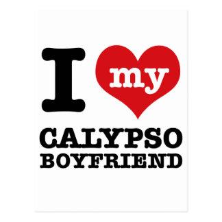 Amo a mi marido del Calypso Postal