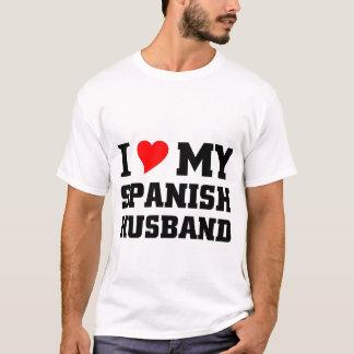 Amo a mi marido español playera