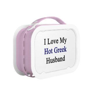 Amo a mi marido griego caliente