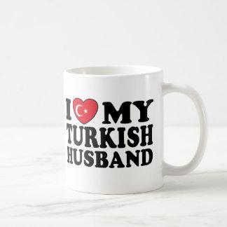 Amo a mi marido turco taza
