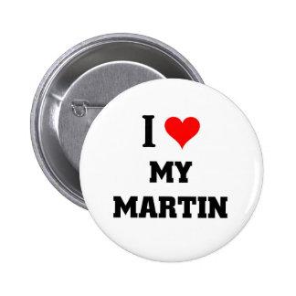 Amo a mi Martin Pins