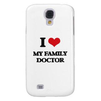 Amo a mi médico de cabecera funda para galaxy s4