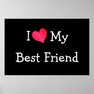 Amo a mi mejor amigo poster