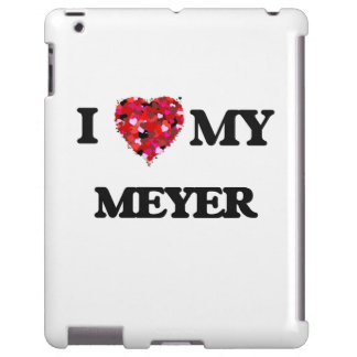 Amo a MI Meyer Funda Para iPad