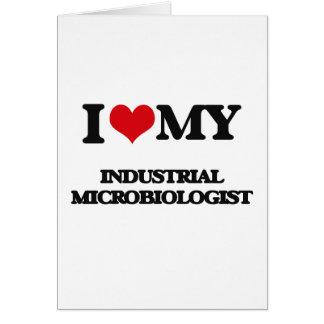 Amo a mi microbiólogo industrial
