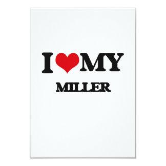 Amo a mi Miller Comunicados Personalizados