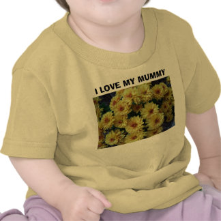 AMO a MI MOMIA, momias entonadas Onsesie del amari Camiseta