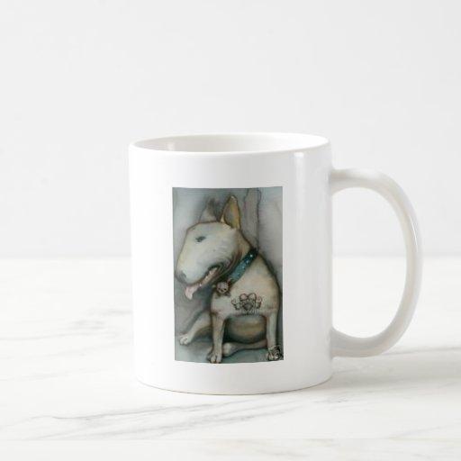 Amo a mi momia taza clásica