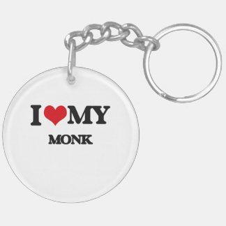 Amo a mi monje llavero