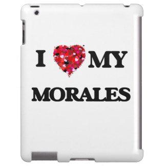Amo a MI Morales Funda Para iPad