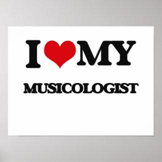 Amo a mi musicólogo poster