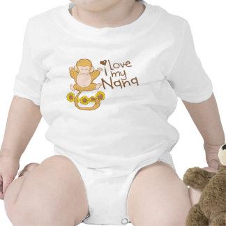 Amo a mi Nana Trajes De Bebé