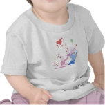 Amo a mi niño camiseta
